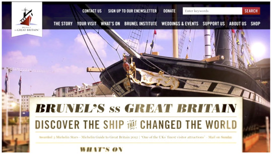 SSGreat Britain's digital strategy
